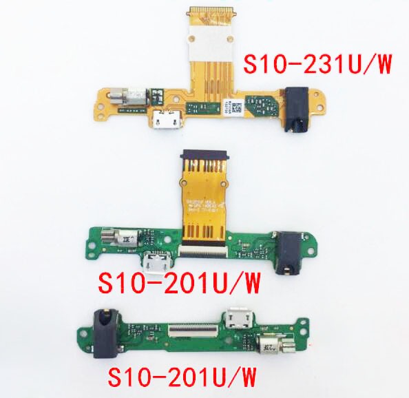 Flex-Cable Connector-Board Ribbon-Cable-Replacement Usb-Charging-Port Huawei New  title=