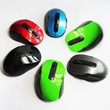 2.4GHz digital wireless Gaming Optical Mouse USB 2.0 Receiver Mice PC Laptop Notebook Computer accessories(China)
