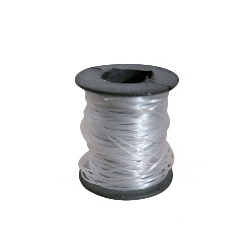 Clear Fishing Wire Nylon Non Stretch Beading Transparent Cord Invisible Hanging