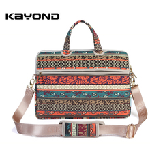 Women Laptop Handbag Notebook Computer Sleeve Bags Travel Carrying Case for Lenovo Dell HP Asus Acer Apple Mac Macbook Air Pro