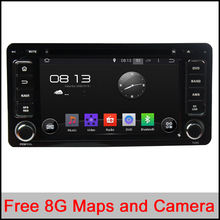 Quad Core Android 5.1.1 Car DVD Player For MITSUBISHI OUTLANDER 2014 2015 With 16GB Flash Mirror- Link GPS Wifi Free Map camera