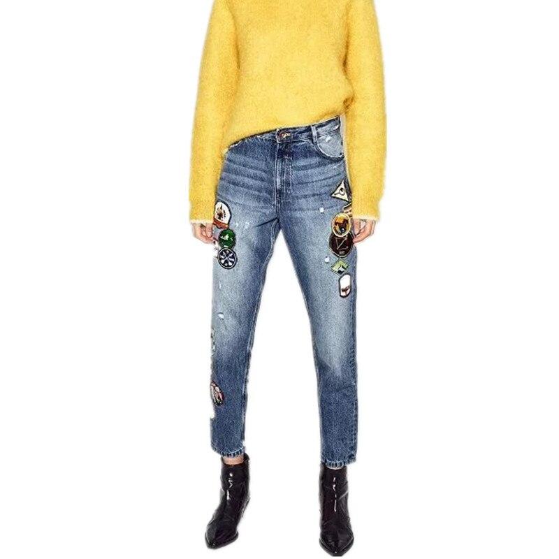 Autumn And Winter New European Jeans For Women Skinny Jeans Woman Long Pants  Denim Pencil Pants C619Îäåæäà è àêñåññóàðû<br><br>