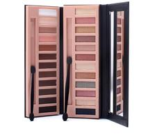 Hot Sale makeup 12 color smoky earth eye shadow Nude matte make up eyeshadow palette with brush kit set 5673#(China)