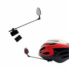Bike Bicycle Motorbike Cycling Helmet Rear View Back Rearview Safety Mirror - YKS sport Shop store