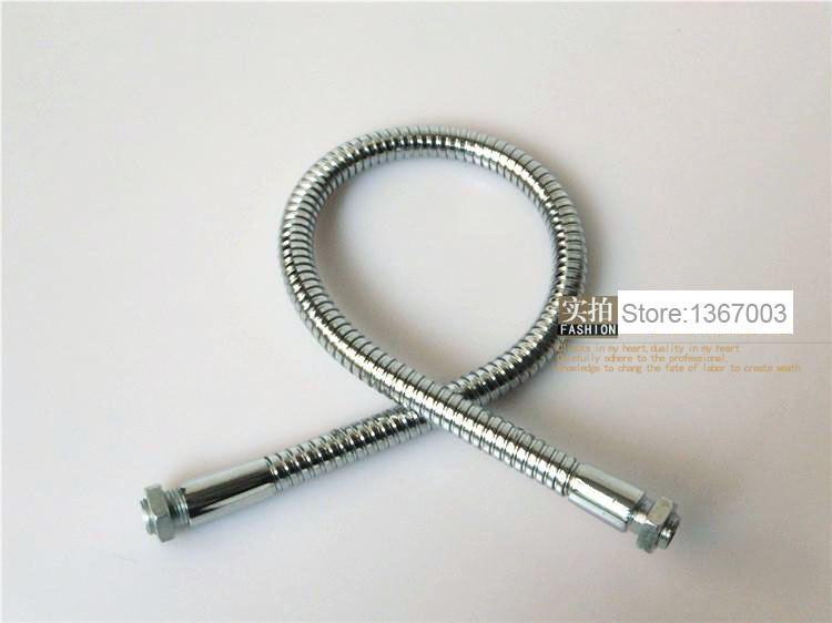 2PCS Dia 10mm 20 25 30 35CM Two Head M10 Led lamp metal hose gooseneck serpentine tube clamp lamp<br><br>Aliexpress