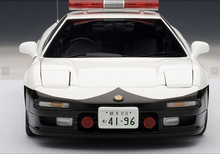 Diecast Car Model AUTOART 1:18 Honda NSX Japanese Police Car Limited + SMALL GIFT!!!!!