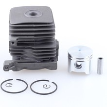 34mm Cylinder Piston Ring Kits For STIHL FS55 FS45 BR45 KM55 HL45 HS45 HS55 Chainsaw #4140 020 1202