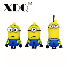 USB flash drive 32gb 64gb 128gb memory USB 2.0 cute cartoon 8gb 16gb usb pendrive flash stick pen drive full capacity