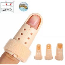1PC Mallet Finger Injury Pain Splint DIP Joint Support Brace Protection Finger Heal Accessories