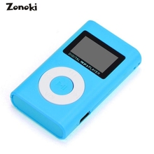 Top Selling! Best Price Mini USB Clip MP3 Player LCD Screen Support 32GB Micro SD TF Card Jan6