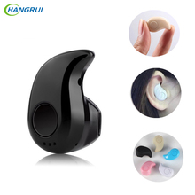 HANGRUI S530 bluetooth earphone Mini 4.1 wireless Earbud Small Sports Cordless Hands free Headset For iphone 7 for Xiaomi mi5(China)