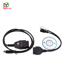 XTYDIAG Galletto 1260 ECU Remap Flasher Tool EOBD OBD2 Adapter Galletto 1260 ECU Chip Tuning OBDII Car Diagnosis Interface Tool(China)