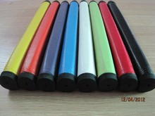 Wholesale 10PCS/Lot Brand New Genuine Leather Golf Grips Golf Clubs Grip 8 colors available Free Shipping