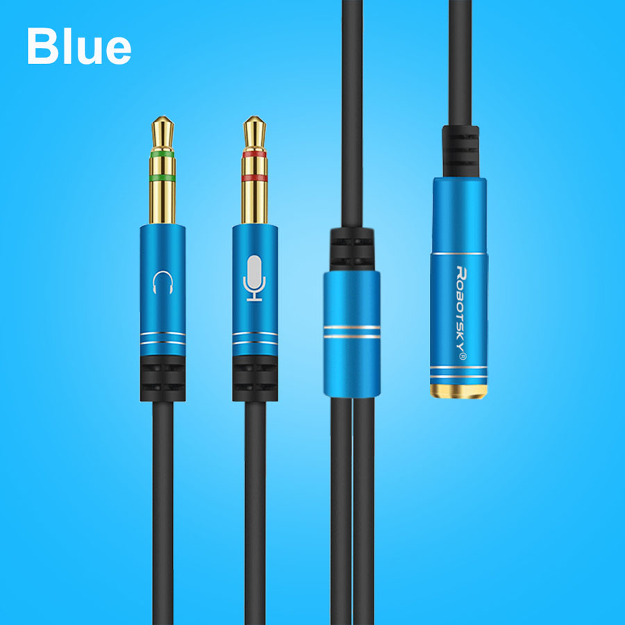Audio Splitter Cable  (5)