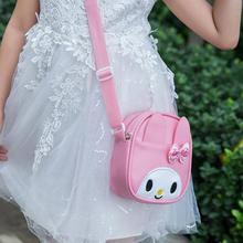 Baby New Stylish Mini Candy Color Rabbit Shoulder Bag Crossbody Bag for Cute Baby Girls