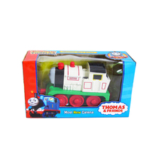 D954 New Diecast Metal magnetic Thomas and Friends electric rail toy children/pull back/light /music/Track Child Toy (Stanley)(China)