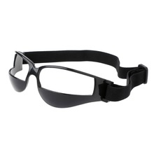 Basketball Goggles Sport Protective Eyewear Frame Professional Training Adjustable Strap Basketball Training Safety Equipment