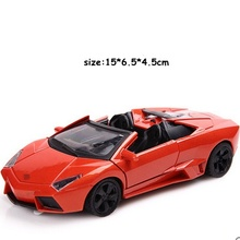 2017 new alloy model pull back toys car mini flashing diecast metal 1:32 scale car model  doors openable children gift  hot sale