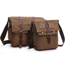 X-Online 032217 hot sale man Satchels bag men canvas messenger bag(China)