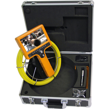 20M DVR Meter accounter waterproof Wall Sewer Inspection Video Camera,Industrial Video Pipe Borescope Endoscope camera(China)