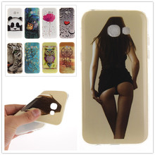 Soft TPU Silicone Case For Samsung Galaxy A5 A3 A7 2017 Back Cover Sexy Girl Owl Tiger Lion Panda For Galaxy a5 2017 Phone Case