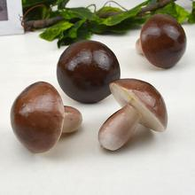 Simulation Bubble mushroom model table display home decorate photography props Plastic Crafts 10 pcs/lot free shipping