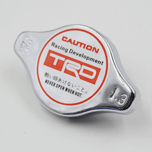 1.3 bar TRD High Pressure Car Radiator Cap Radiator Parts for Toyota