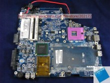 K000056210 Motherboard for Toshiba satellite A200 A205 ISKAA LA-3481P tested good