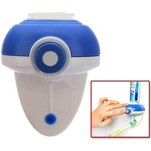 New Touch Automatic Auto Squeezer Toothpaste Dispenser Hands Free Squeeze out