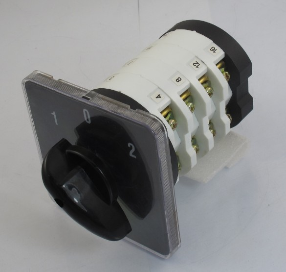 Upper force universal conversion switch 50A SZL9-50/D1050.4 4 section combined switch<br>