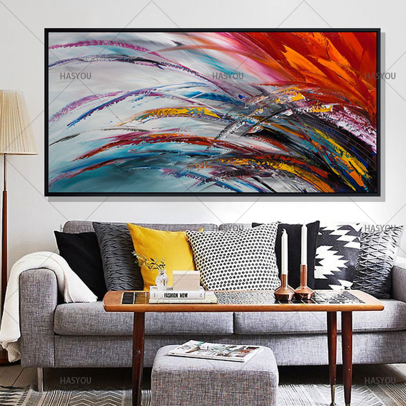 JYJ-ART-Colorful-Hand-painted-Modern-Abstract-Oil-Painting-on-Canvas-Wall-Art-Gift-for-Living (4)