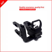 Compound Bow Aim Scope Laser Rail Mount Adapter Steady Set of Aluminum Alloy Archery Accessory good for Compound Bow Hunting(China)