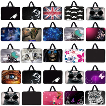 Stylish 17 inch Notebook Computer Laptop Bag Carry Sleeve Cases For 16 /17/17.3/17.4 Dell Acer Asus Toshiba Thinkpad Sony IBM PC