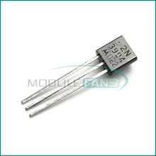 50Pcs 2N3904 TO-92 NPN General Purpose Transistor