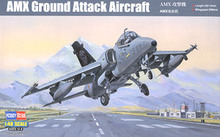 Hobby Boss 1/48 scale aircraft models 81741 Italy AMX light attack aircrafts(China)