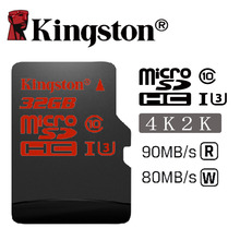 Kingston 32 gb micro sd card mini sd SDHC memory card for android smartphone(China)