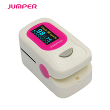 Upgrade New Alarm setting ! Health care JPD-500A CE FDA OLED Finger Pulse Oximeter Blood Oxygen SpO2 Saturation Oximetro Monitor(China)