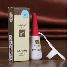 100% Quality Guarantee Anti-aging Strong adhesive Waterproof Glue False Eyelash Double Eyelied 12ML Clear Color