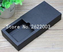 inner size:10*7*3.3cm Kraft paper drawer box/Tea/ Cosmetic/ gift /Handmade soap /food boxes packing box 100pcs(China)