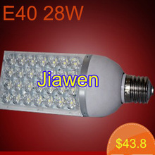 8pcs/lot, E40 28W LED street light,Bridgelux replace150W Metal Halide Lamp AC110V,220V, 230V Free Shipping(China)