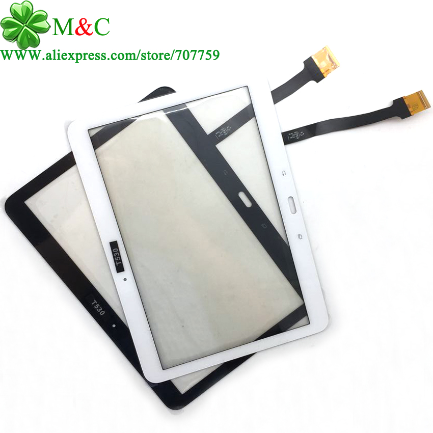 30pcs 100% Original T530 Touch Panel For Samsung Galaxy Tab 4 10.1 T530 T531 T535 Touch Screen Digitizer Panel by DHL EMS<br><br>Aliexpress