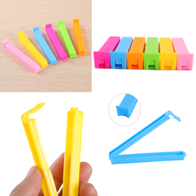 2 PCS/Set Kitchen Bag Clips Storage Food Snack Seal Sealing Bag Clips Clamp Plastic Tool  Storage Food  Bag Clips