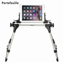Portefeuille Tablet Mount Holder Floor Desk Sofa Bed Stand Adjustable Portable Foldable for iPad 2 3 4 5 6 mini air pro Lazy bed