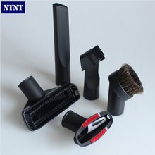 NTNT vacuum cleaner parts multifunction universal accessories small nozzle brush floor tools filter bag 32mm