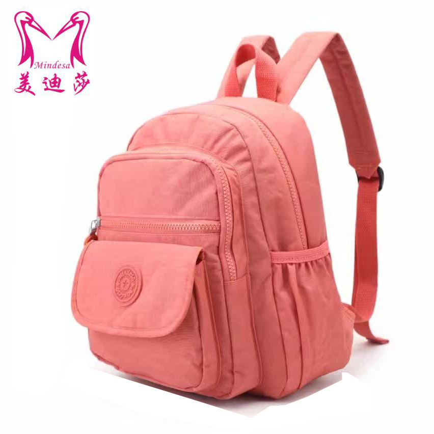 New nylon backpacks for teenage girls waterproof backpack women mochila casual shoulder school bag travel bag for Students 8012s<br><br>Aliexpress