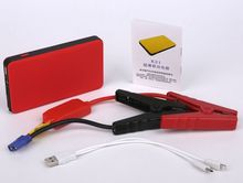Powerful Portable Mini Start 12V Car Engine Emergency Battery Power Bank Car Jump Starter 6000mAh Booster Charger