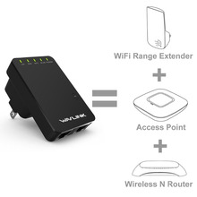 Wavlink 300Mbps Mini Portable N300 WiFi Router/Access Point wireless Range Extender WI-FI Booster Signal Amplifier 802.11n/b/g(China)
