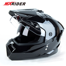 Motorcycle Helmet cascos para casque moto Full Face off road motocross helmet Motorbike Helmet off Road Cross Racing Helmets