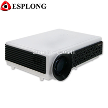 Updated LED96+ 3000 lumens Video Projector HDMI USB TV 1280x800 Full HD 1080P 3D LED Projector Proyector Beamer For Home Theater