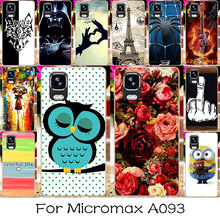 TAOYUNXI Silicone Phone Case For Micromax Canvas Fire A093 Housing Cover Bag Shell For Micromax Canvas Fire A093 Case Cover(China)